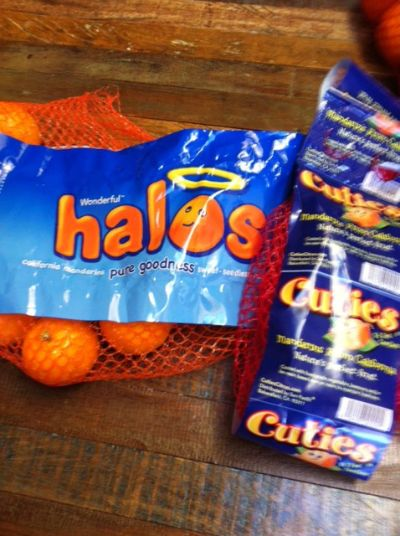 Halos and Cuties